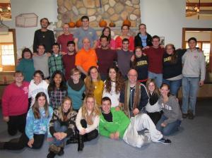 The Kairos 46 group!
